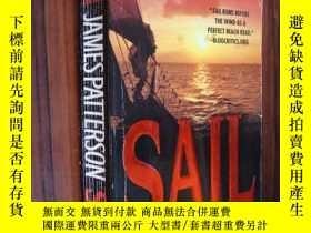 二手書博民逛書店Sail(罕見)Y85718 James Patterson &