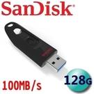 全新 SanDisk Ultra CZ48 128GB 100MB/s USB3.0 下推式 隨身碟