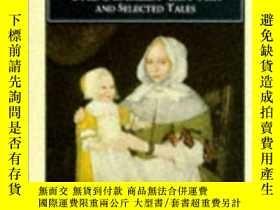 二手書博民逛書店The罕見Scarlet Letter And Selected Tales (penguin English L