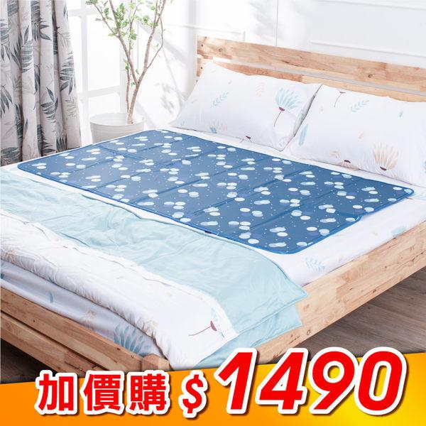固態冷凝雙人床墊