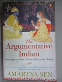 【書寶二手書T8/社會_C6G】Argumentative Indian_Amartya Sen