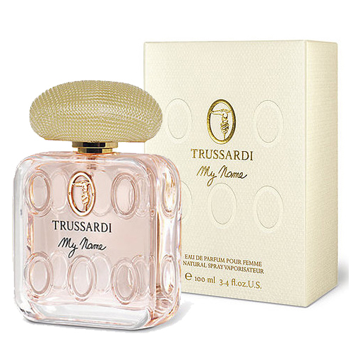 【TRUSSARDI】My Name 女性淡香精 100ml