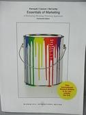 【書寶二手書T6/大學商學_FPA】Essentials of Marketing-A Marketing Strate