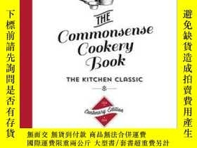 二手書博民逛書店The罕見Commonsense Cookery Book: T