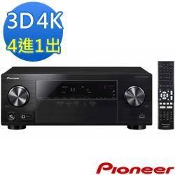 【台北視聽劇院組合音響․名展影音】Pioneer VSX-323-K 5.1聲道AV環繞擴大機 另售923、823、523