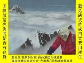 二手書博民逛書店法文原版书罕見Himalayistes: À la conquête de l altitude (Françai