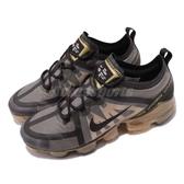 【五折特賣】Nike 慢跑鞋 Air Vapormax 2019 黑 金 男鞋 大氣墊 半透明彈力編織鞋面 【ACS】 AR6631-002