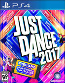 PS4 Just Dance 2017 舞力全開 2017(美版代購)