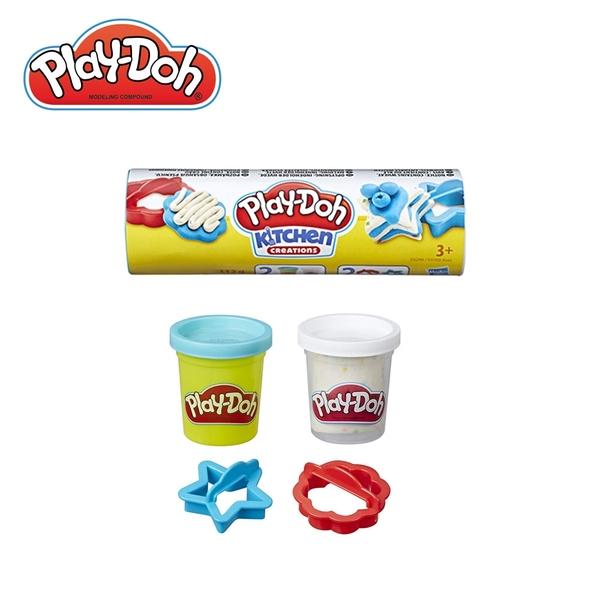 Play-Doh培樂多-餅乾筒-餅乾
