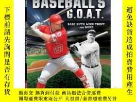 二手書博民逛書店Baseball s罕見G.O.A.T.: Babe Ruth,