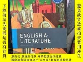 二手書博民逛書店Oxford罕見IB Diploma Programme: English A: Literature Cours