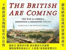 二手書博民逛書店The罕見British Are ComingY256260 Rick Atkinson Henry Holt