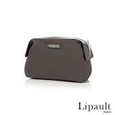 法國時尚Lipault 輕量保齡球包S(煙燻灰)
