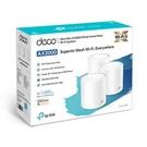 全新TP-LINK AX3000 智慧家庭網狀 Wi-Fi 系統 ( Deco X60(2-Pack) )