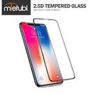 美特柏2.5D 蘋果 iPhoneX/XS 彩色鋼化玻璃膜 滿版前貼膜 全膠帶底板 全覆蓋彩膜 鋼化玻璃膜