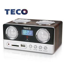 【艾來家電】 【分期0利率+免運】東元 USB/SD/MP3/FM隨身音響  XYFSP001 /  XYFSP002