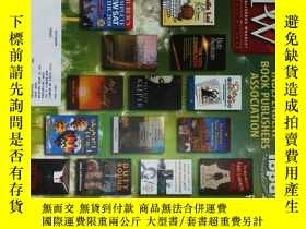 二手書博民逛書店PW罕見Publishers Weekly出版人週刊圖書書評貿易