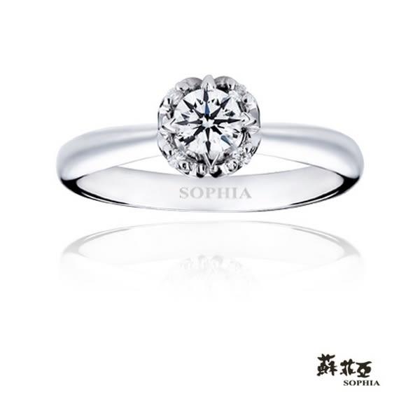 蘇菲亞 SOPHIA -週年紀念 0.50克拉FVVS1戒指