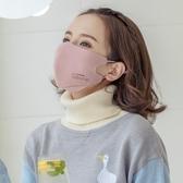 秋冬口罩女潮款個性韓版可愛卡通防塵透氣時尚保暖可清洗易呼吸