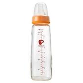貝親Pigeon 一般口徑母乳實感玻璃奶瓶 240ml(實體簽約店面)(PA270M) 專品藥局【2006526】