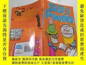 二手書博民逛書店silly罕見poems:傻傻的詩Y212829