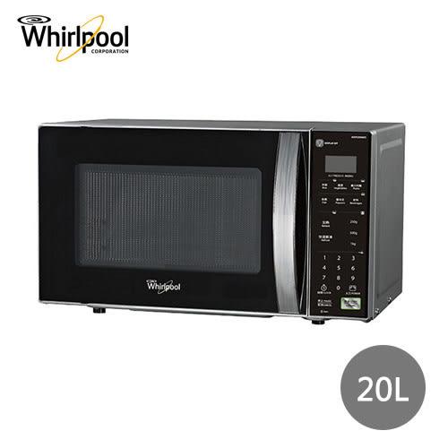 【Whirlpool惠而浦】20L微電腦微波爐 AKM2064ES