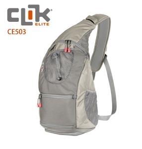 美國【CLIK ELITE】CE503 Impulse Sling 彈弓包 可放1機/3鏡/1閃