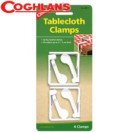 【COGHLANS 加拿大 桌布夾 Tablecloth Clamps】9211/桌布夾/桌布固定夾/登山/露營