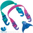 Finis 成人魚尾蹼 美人魚蹼 尾蹼 專用快扣束腳帶 一對 (2條) 游泳訓練 游泳魚蹼
