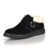 雪靴-成熟耐看經典簡約短筒男靴子3色72af16【巴黎精品】