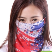 機車面罩 裝備百變頭巾騎行摩托車魔術機車騎士頭套面罩圍脖四季防曬面巾 HD