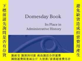 二手書博民逛書店Domesday罕見Book: Its Place In Adm
