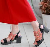 (零34.35.39.40)MODO我行我色/軟硬合宜/舒適腳墊-THE ONE-手工氣墊鞋(全牛皮)-EP00507 黑
