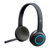 羅技 無線耳機麥克風 H600【手機小風扇】