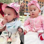 嬰兒連身衣春秋棉質紗布衣服0-3-6-12月男童女寶寶哈衣新生兒爬服【快速出貨八折一天】