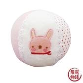 【日本製】【anano cafe】日本製 嬰幼兒寶寶玩具球 兔子 SD-2893 - 日本製