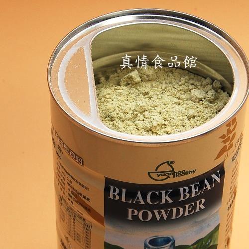 有機黑豆粉600g