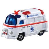 迪士尼小汽車  DM-12 米奇救護車_ DS89431