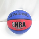 SPALDING NBA VARSITY 七號籃球 橡膠籃球 SPA83275 白藍紅【iSport愛運動】