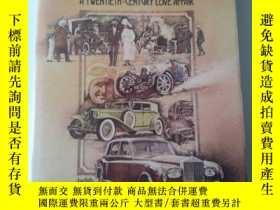 二手書博民逛書店Man罕見& the automobile: A twentieth-century love affair-人與