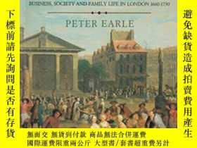 二手書博民逛書店The罕見Making Of The English Middle ClassY364682 Peter Ea