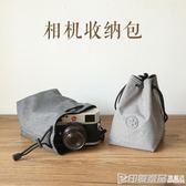 微單相機包單反保護套內膽收納袋攝影尼康便攜佳能索尼富士鏡頭袋 印象家品旗艦店