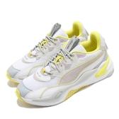 Puma 休閒鞋 RS 2K X Emoji 白 黃 男鞋 女鞋 聯名 表情符號 老爹鞋 復古慢跑鞋 運動鞋【ACS】 37482001