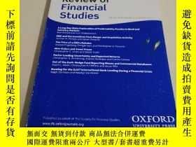 二手書博民逛書店The罕見review of financial studies 2013 1 VOL.26 NO.1 金融研究的