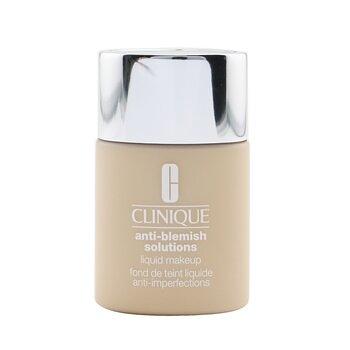 SW Clinique倩碧-132 無油光淨痘粉底液 Anti Blemish Solutions Liquid Makeup - # 01 / CN 10 Fresh Alabaster