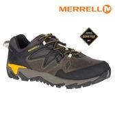 MERRELL 男 疾速健行鞋 BLAZE 2 GTX ML42429【橄綠/黃】 / 城市綠洲 (Gore-Tex 防水鞋、防臭抗菌、黃金大底)