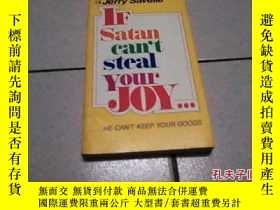 二手書博民逛書店if罕見satan can t steal your joy··