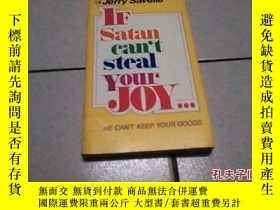 二手書博民逛書店if罕見satan can t steal your joy··