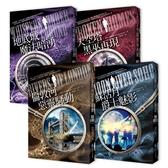 倫敦惡靈偵探系列(倫敦河惡靈騷動、蘇活月爵士魅影、地底城魔法暗...【城邦讀書花園】