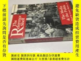 二手書博民逛書店the罕見media & the public1767 edit